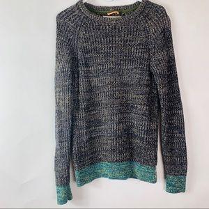 Koto Medium Sweater Anthro Urban Outfitters grey